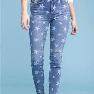Judy Blue Star Jeans New